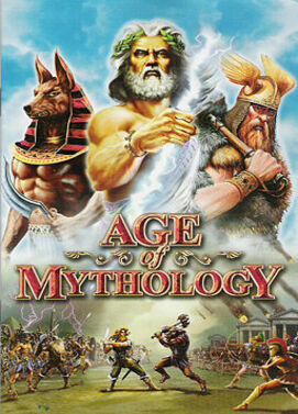 Age Of Mythology Cover