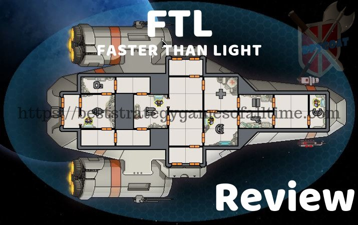 faster than light game review