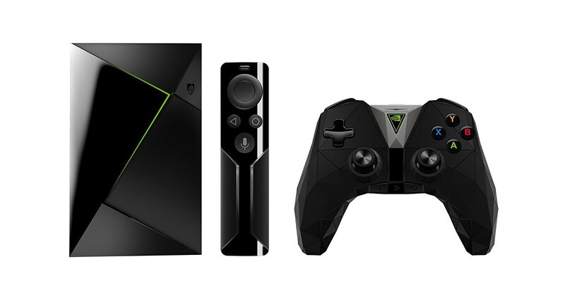 NVIDIA Shield TV Gaming Edition Console