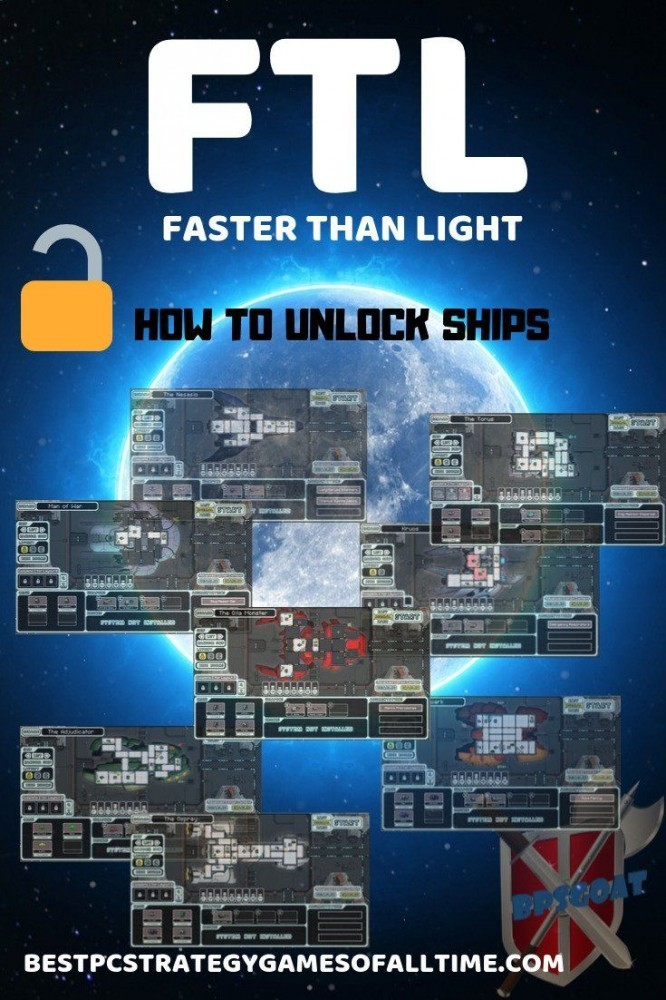 FTL Unlocking Ships – Here Is How IT Works