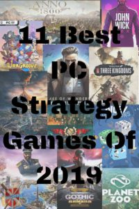 Best PC Strategy Games of 2019